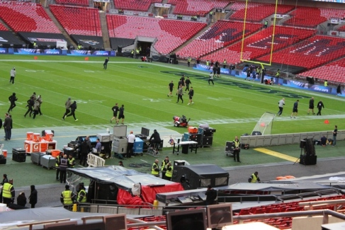 Jags warm-up